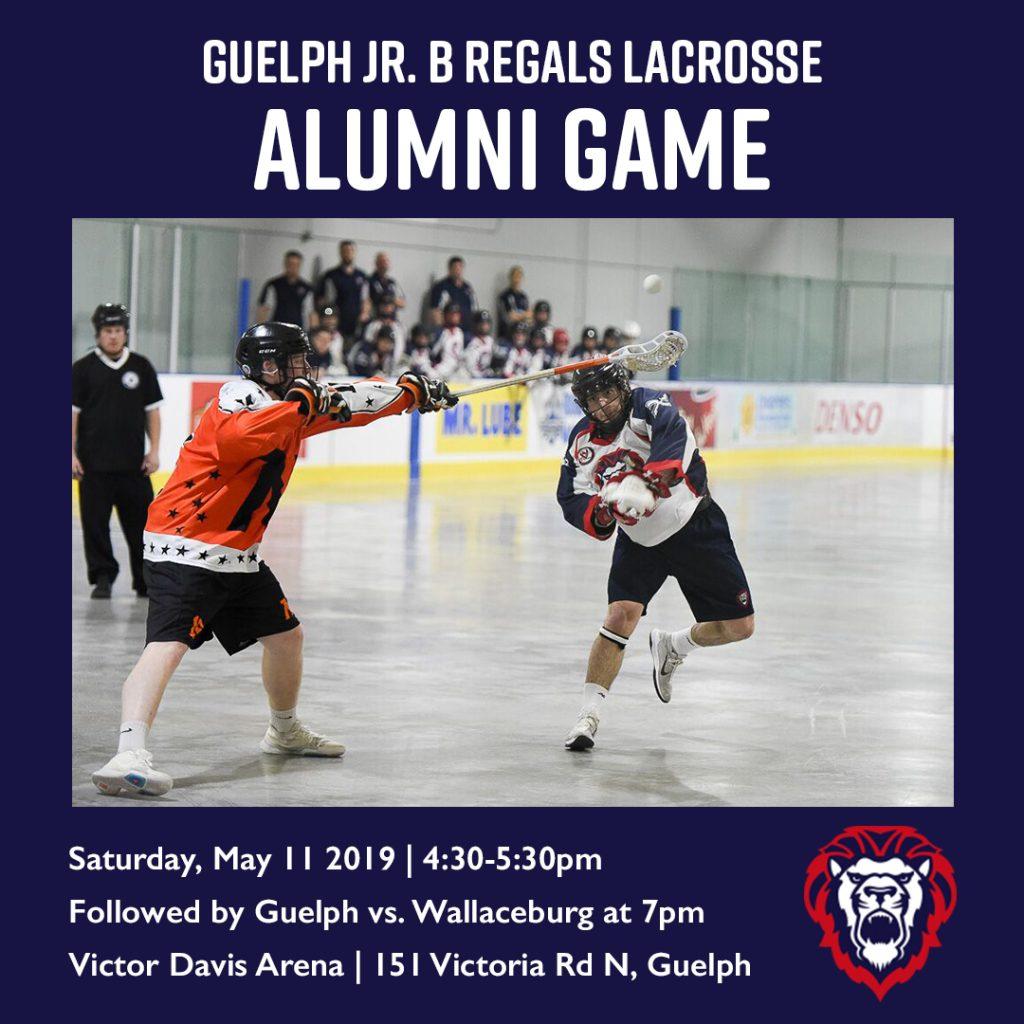 Alumni Game Poster